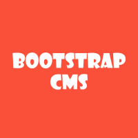 @BootstrapCMS