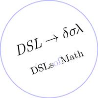 DSLsofMath