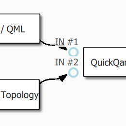 GitHub - cneben/QuickQanava: C++14 network/graph visualization