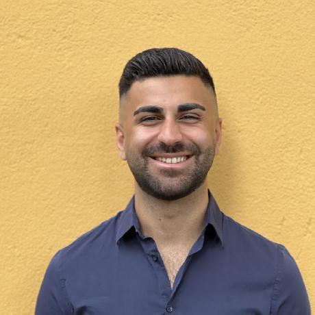 Github avatar for @danielghandahari