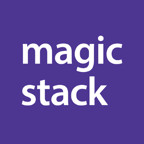 MagicStack - Any sufficiently advanced software is indistinguishable from magic.