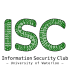 @information-security-club