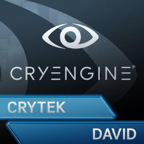 Cry-David