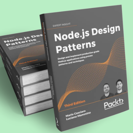 nodejs-design-patterns-book