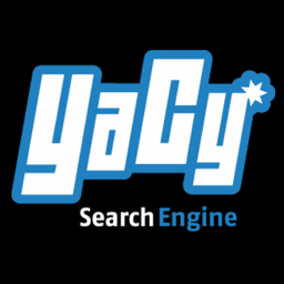 yacy - Search Engine Software for Web and Intranet Search