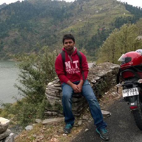 Saroj Kaashyap Pokkula's avatar