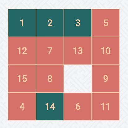 15-puzzle