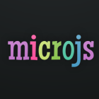 microjs libraries in component form