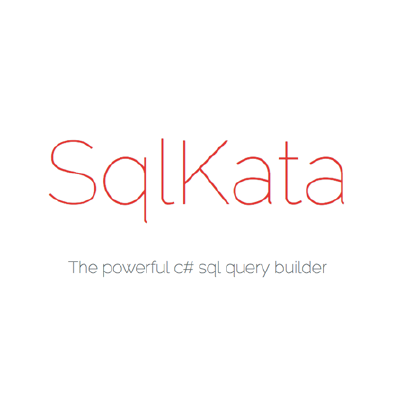 GitHub - sqlkata/querybuilder: SQL query builder, written in c#