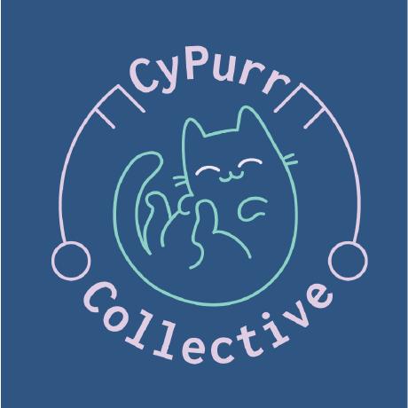 Logo for CyPurr Collective