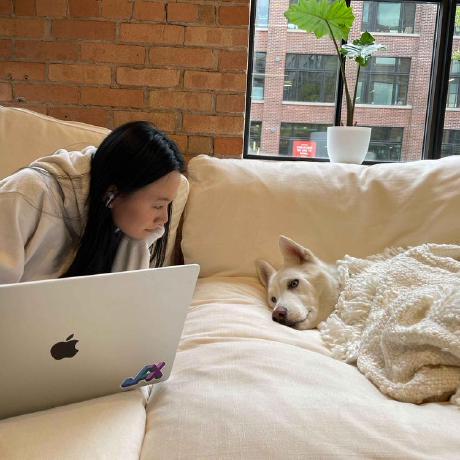 Irene Zhang's avatar