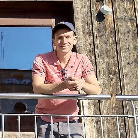 Oleg Lavrovsky's avatar