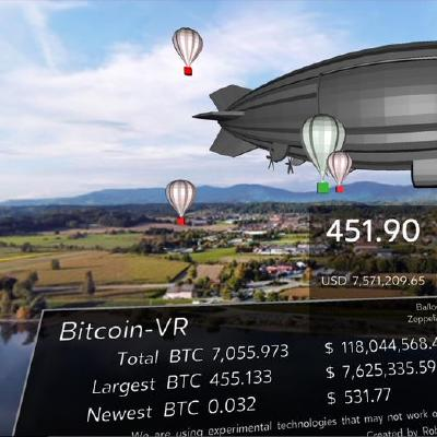 GitHub - bitcoin-vr/bitcoin-vr: An experiment to build a realtime VR visualization of Bitcoin ...