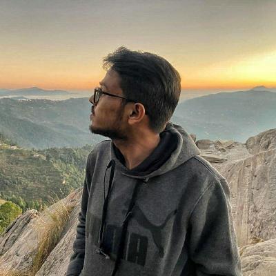 @Hrishabh Sharma