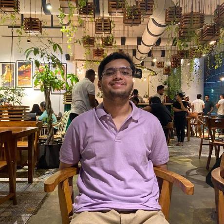 Sahil Nare's avatar