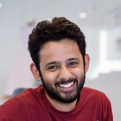 Paul Kuruvilla, senior Braintree developer