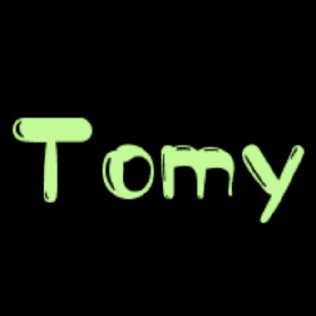 Tomy Chen's avatar