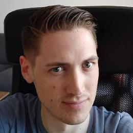a picture of Sebastian Schwarz