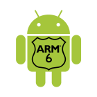 Android for ARMv6