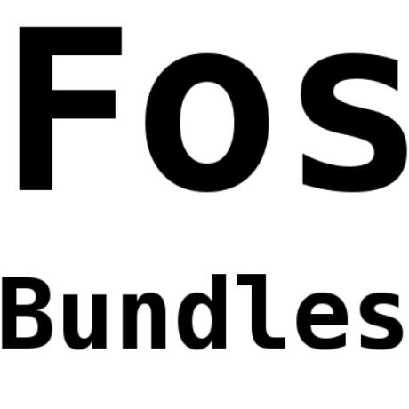 FOSUserBundle