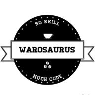 @Warosaurus